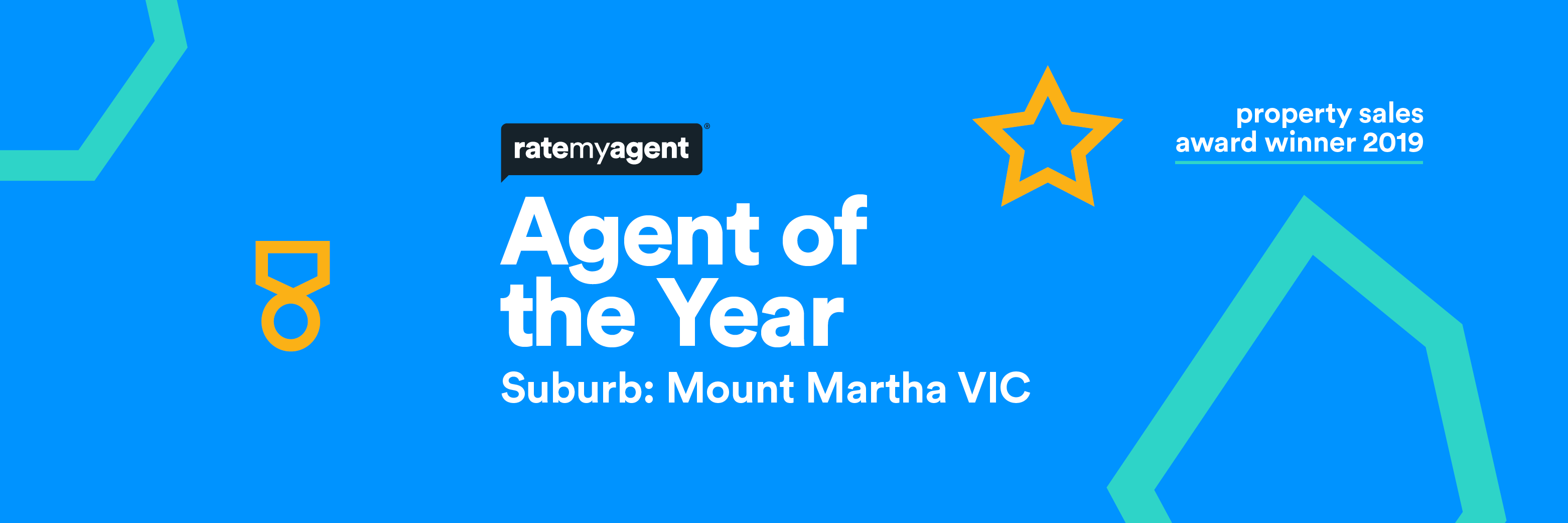 Rate my Agent of the Year 2019
